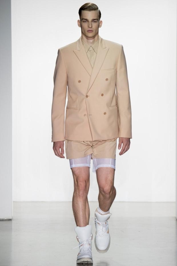 6165609851b Модная мужская одежда весна-лето 2015 - фото