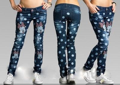рисунки на джинсах фото
