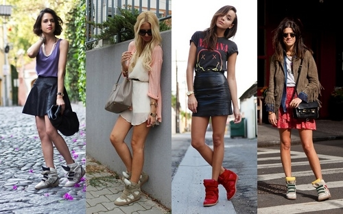 Модные тенденции у молодежи