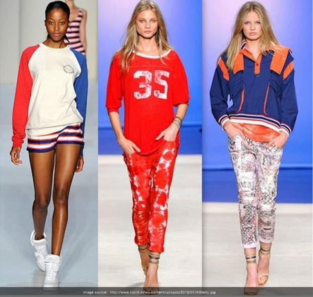 Спортивная Одежда 2015