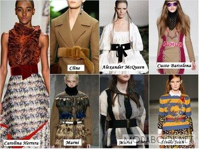Модные ремни 2019-2016