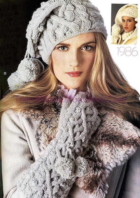 Модные вязаные шарфы осень зима 2015 2016