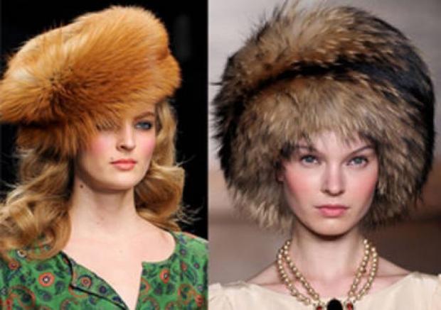 Модные шапки осень-зима 2019-2016
