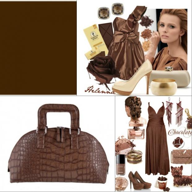 Одежда Цвета Кофе