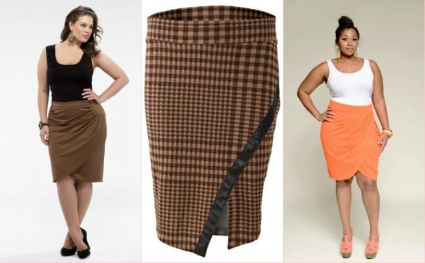 Ткань на офисную юбку