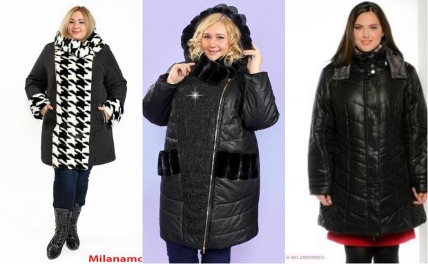 Пальто своими руками для полной женщины 51