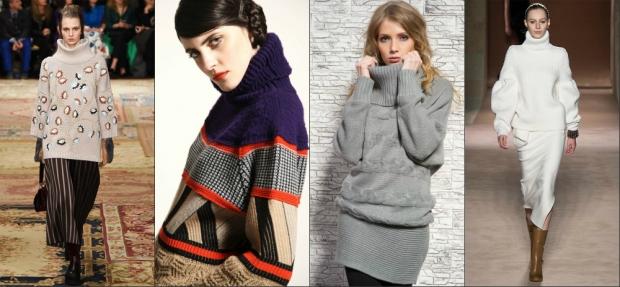 Вязание спицами что будет модно зимой 2016 818