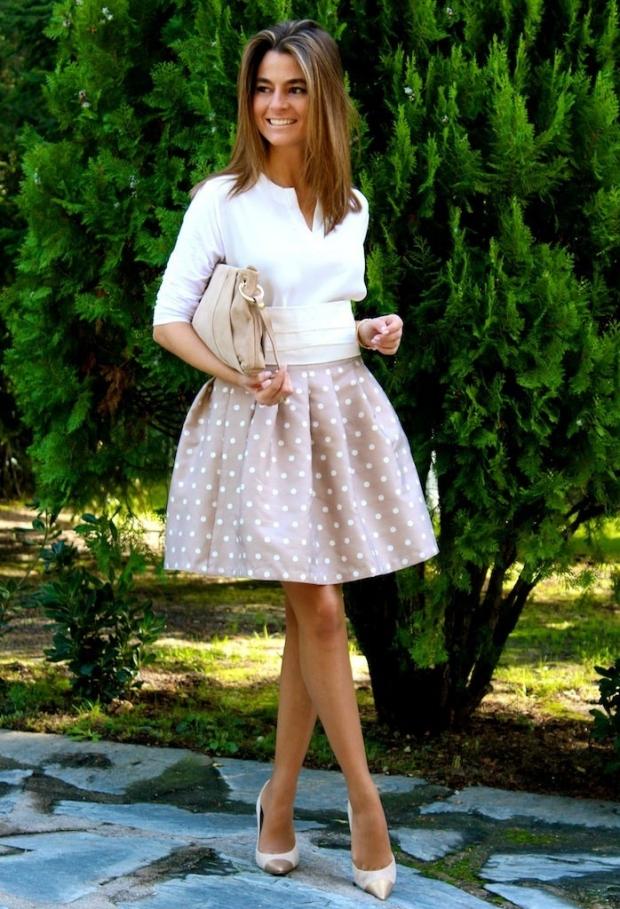 Платье бэби-долл
