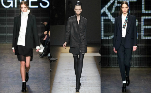3cc43182f1c2 Модные женские пиджаки и жакеты осень-зима 2015-2016 - фото