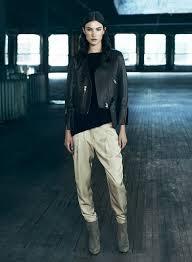 брюки в стиле oversize