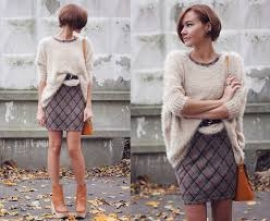 свитер в стиле oversize