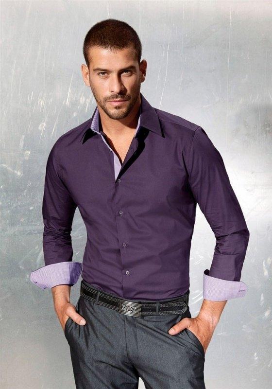 Классический стиль в одежде у мужчин фото 9bc52a7b50c