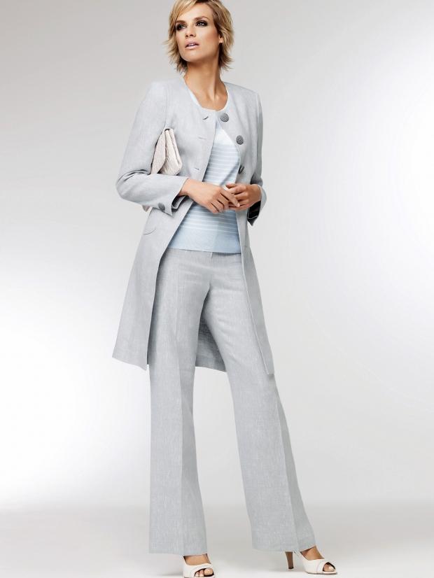 Классический стиль в одежде у девушек фото 9b132f5d599