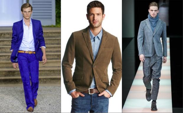 Модные мужские
