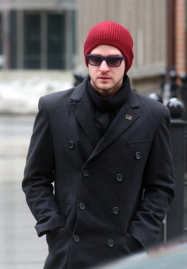 головной убор под пальто мужское фото