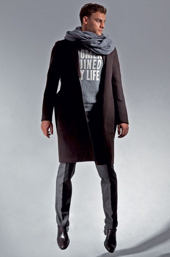 Мужские зимние кожаные куртки с мехом купить в украине