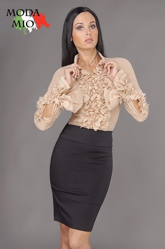 Купить Красивые Блузки И Платья