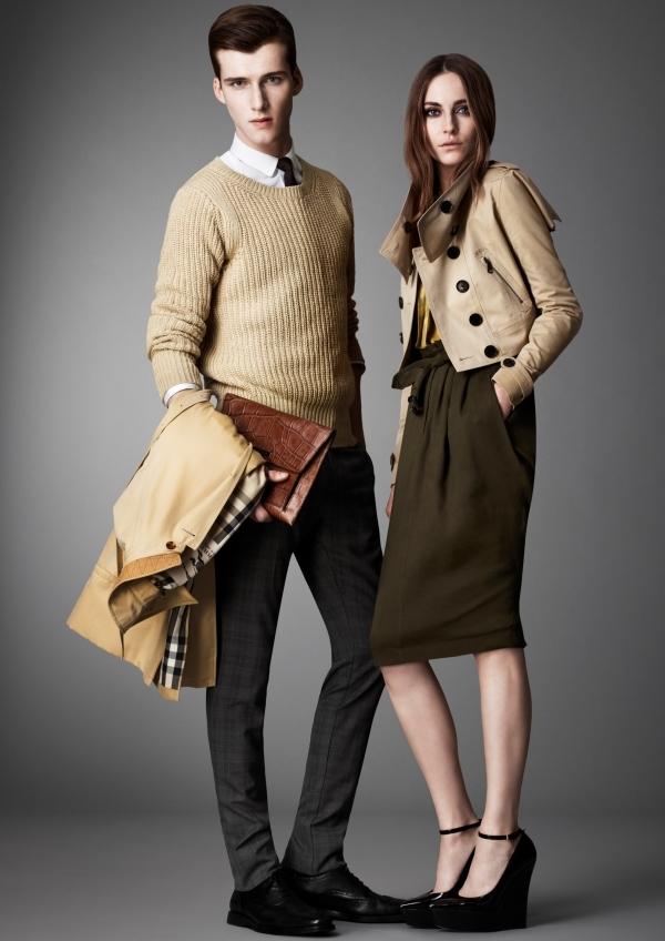 Burberry Одежда
