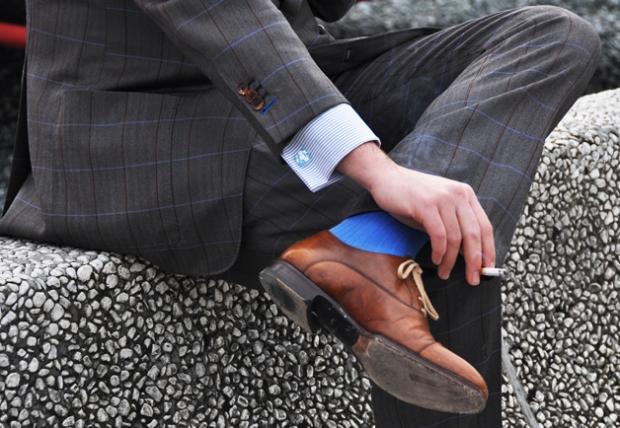 Модные советыКак подобрать запонки к рубашке и костюму