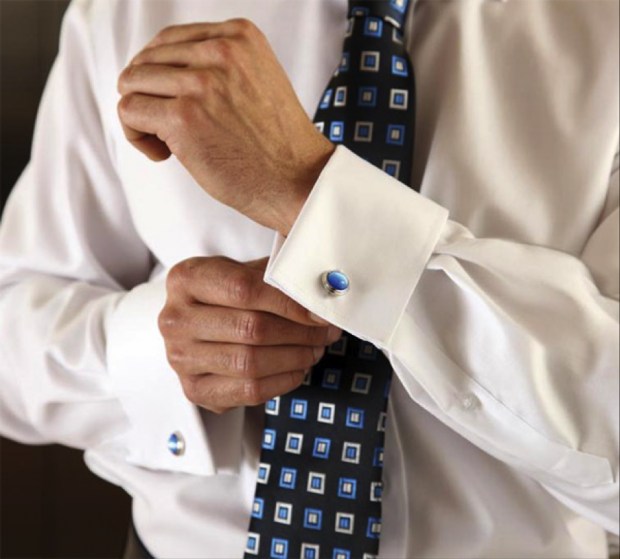Модные советыКак подобрать запонки к рубашке и костюму в 2019 году