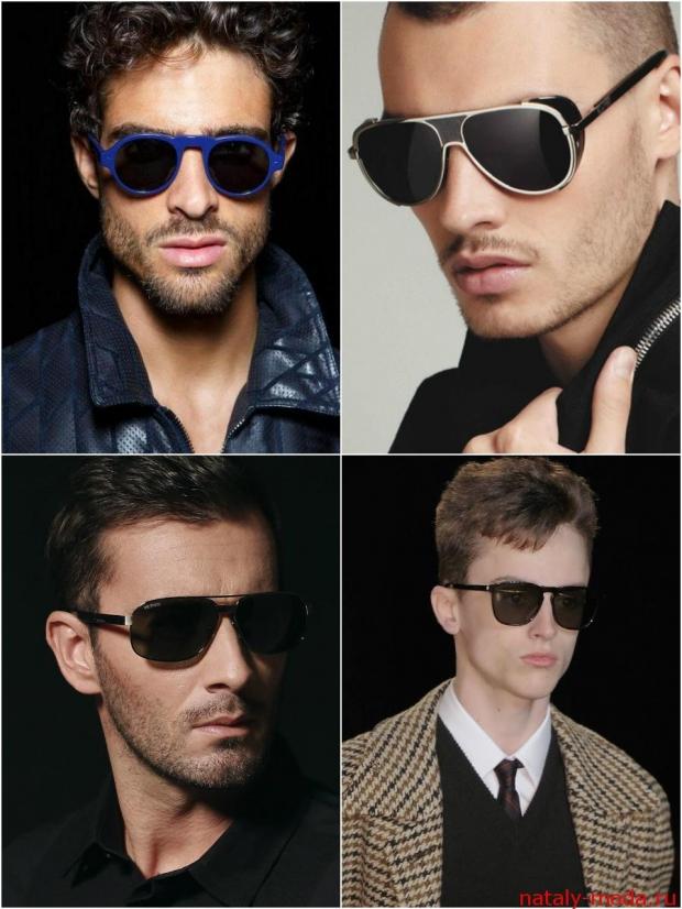Какие модные очки в 2017 мужские