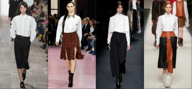 15f2624e45a Модные женские блузки и рубашки 2016 - фото