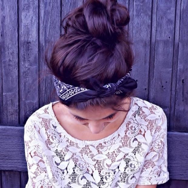 Tumblr style hair