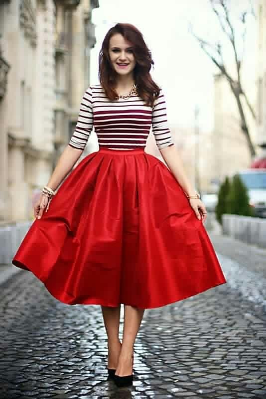 Короткое платье с пышной юбкой. Юбка макси 2e7af01b95b09