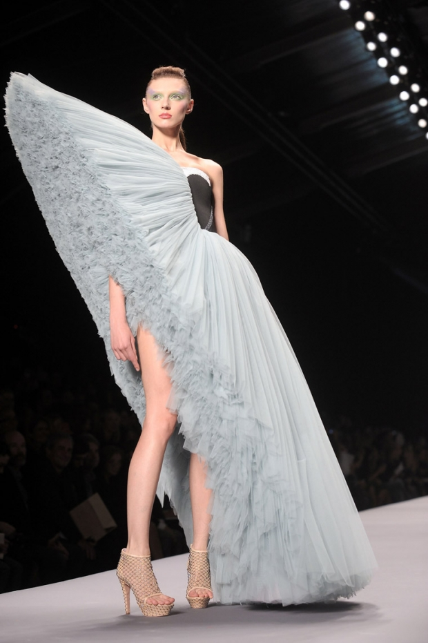 авангардные юбки