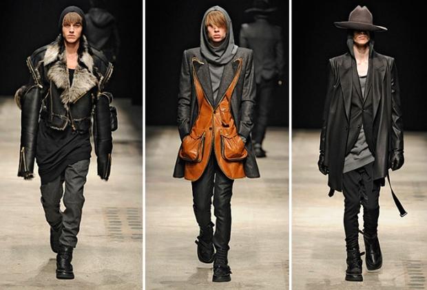 авангардный стиль мужской