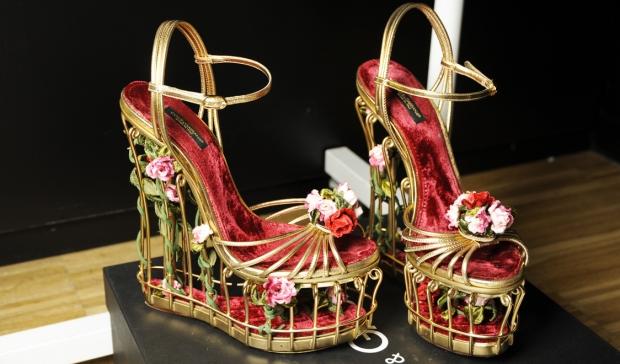 авангардная обувь