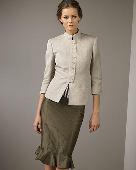 b9e4f1c4a8b Женские деловые костюмы и офисная мода весна-лето 2016 - фото