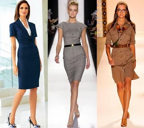 Платья делового стиля летние
