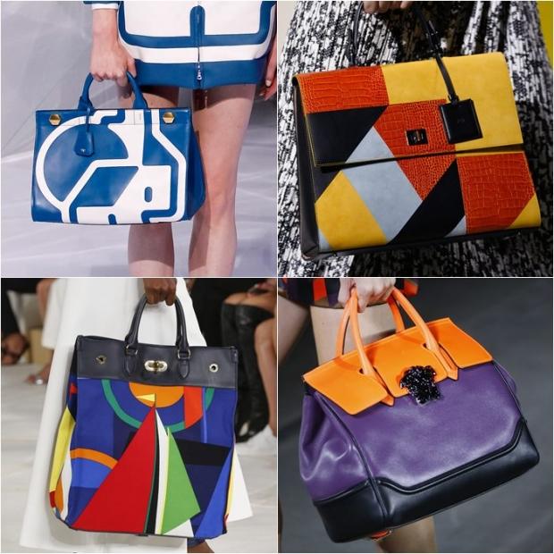 7c606c21f22c Модные сумки весна-лето 2016 - фото