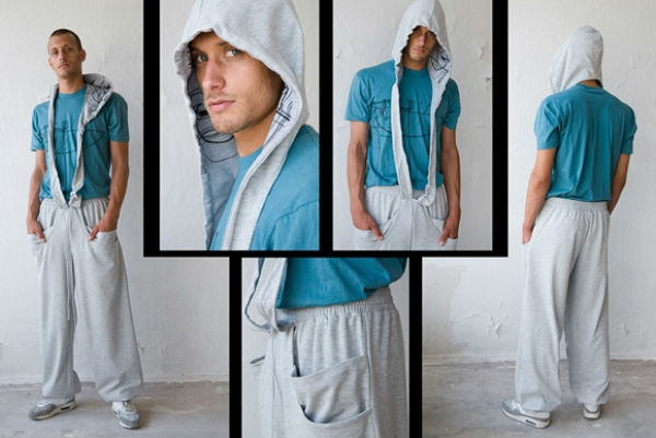 Модная одежда для молодых парней