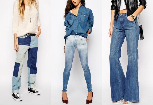 джинсы фото женские 2016