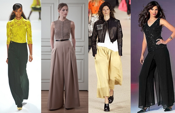 С чем носить юбки и штаны в этом сезоне: 15 стильных блуз и кофт. Идеальное сочетание