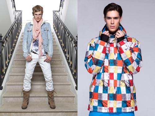 Стили курток для подростков