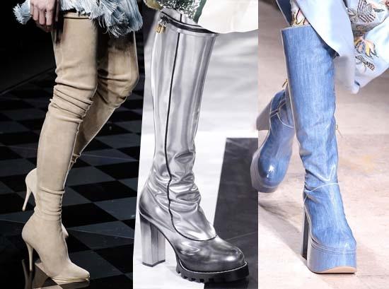 6b7ab8ec0 Роскошные модели представили в новых коллекциях Velements, Maison Margiela,  Vivienne Westwood. Такая обувь точно не останется без внимания.