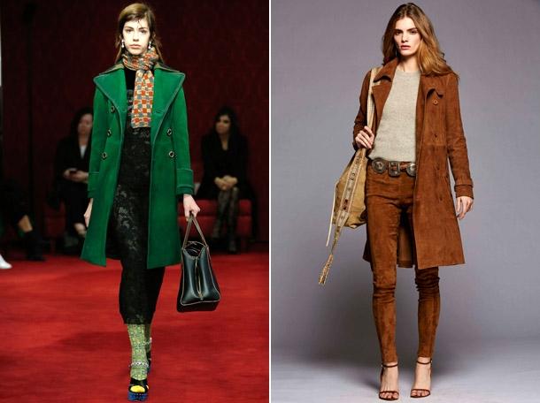 263f6e2af3d Подобное пальто отлично сочетается с джинсами и другими повседневными  луками. Дизайнеры предлагают аристократические силуэты