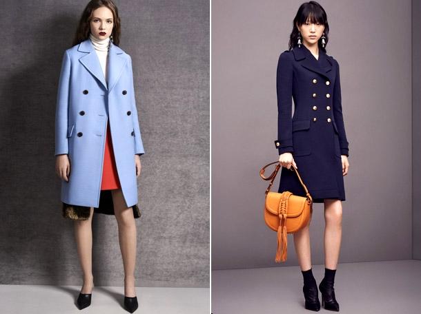 модели пальто 2016