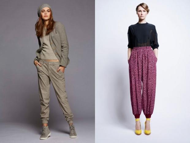 Модный брюки осень 2017