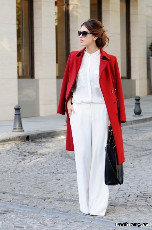 Смотреть женщин в белых брюках фото 705-581