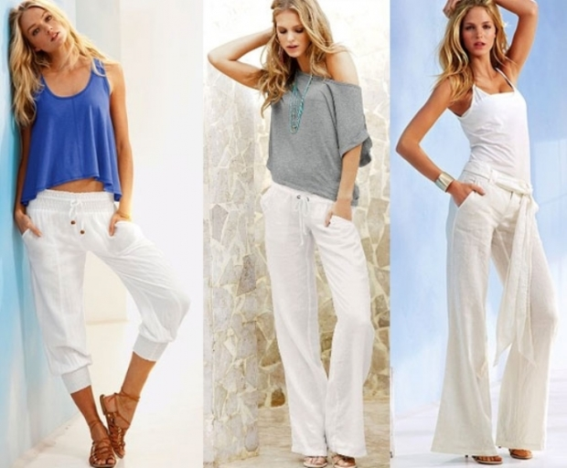 Мамочки лактацией женщина в белых брюках