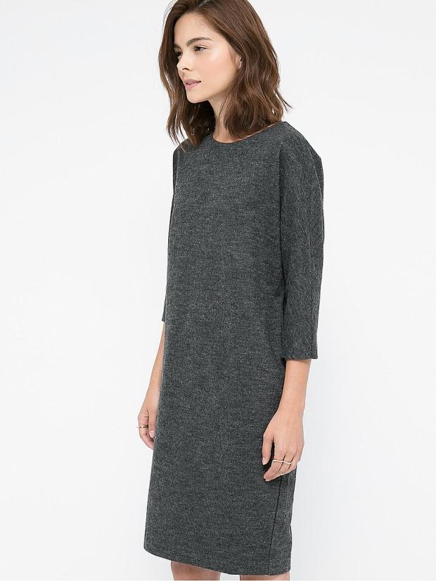 платья теплые фото из шерсти столик