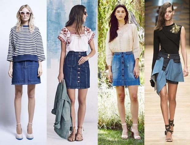 Мода-2018 года: женские костюмы на весну, лето