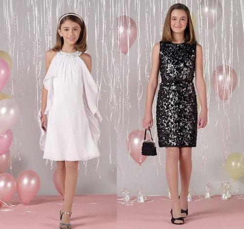 daccfa234fb020c Дизайнеры пытаются воплотить самые смелые идеи. В красивом элегантном  строгом платье можно пойти в гости, встретить Новый год.