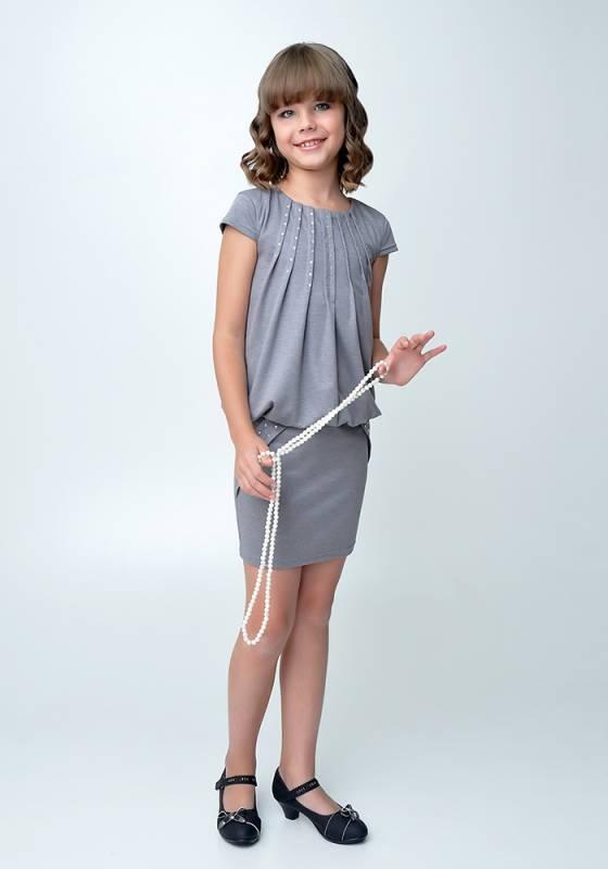 Стильное платье на девочку 12 лет