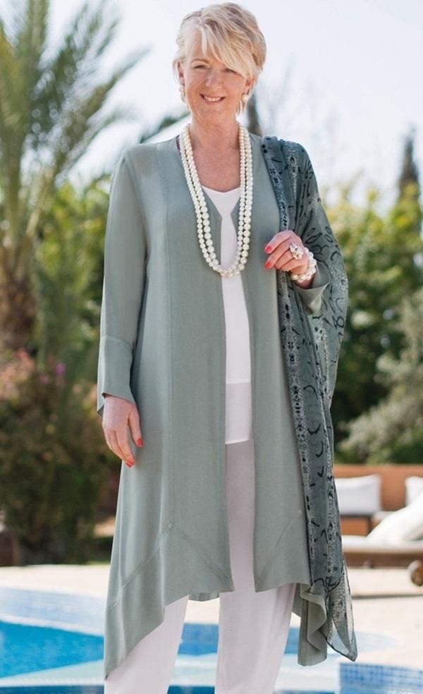 как одеваться стильно в 50 лет женщине фото