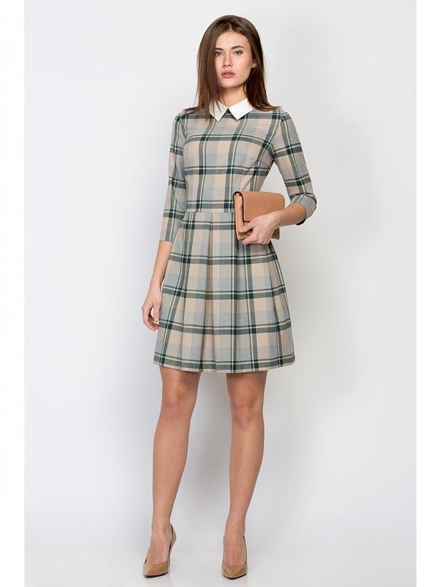 be7617c48e6 Изящное короткое летнее платьице – отличный вариант для городской прогулки  и похода в кино. Оно наиболее подойдёт молоденьким девушкам.